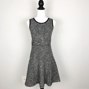 J. Crew Tweed Sleeveless A-Line Dress